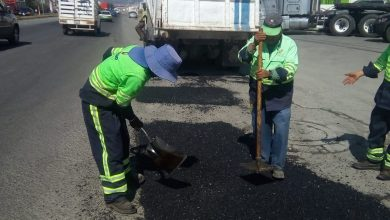 Photo of Continúa SOPOT bacheo en calles de Pachuca