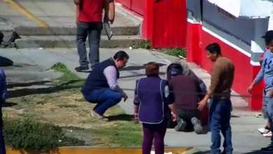 Photo of Balean a hombre en Pachuca por incidente vial