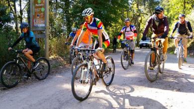 """Photo of INHIDE invita al próximo paseo ciclista """"BICI-TANDO TU BOSQUE"""""""