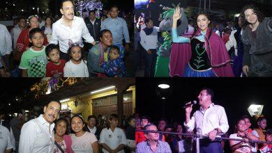 Photo of Concluyó programa navideño con tradicional desfile en la región Huasteca