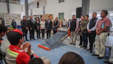 Photo of Ofrece ayuntamiento de Mineral de la Reforma calentadores a bajo costo