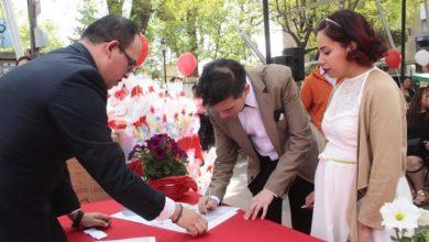 Photo of 200 parejas de Tulancingo han regularizado su situación civil