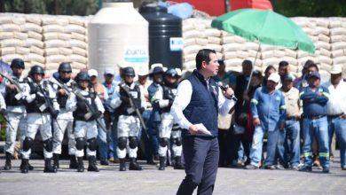 Photo of Entrega alcalde de Tula 259 toneladas de cemento en apoyo a 34 comunidades