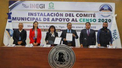 Photo of Se instala en Mineral de la Reforma, Comité de apoyo para el Censo 2020 del INEGI