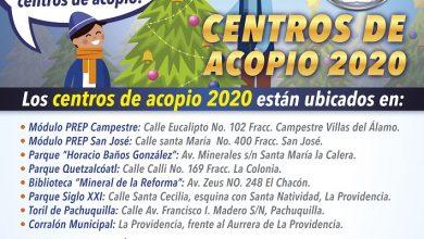 Photo of Habilita Mineral de la Reforma centros de acopio de árboles navideños