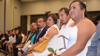 Photo of Realizarán en Pachuca ceremonia colectiva de matrimonios