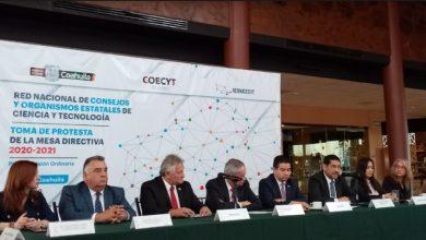Photo of Toma protesta la mesa directiva de la Red de consejos de ciencia y tecnología del país