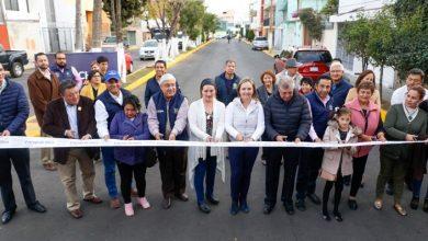 Photo of Renuevan pavimentación en calle del fraccionamiento constitución