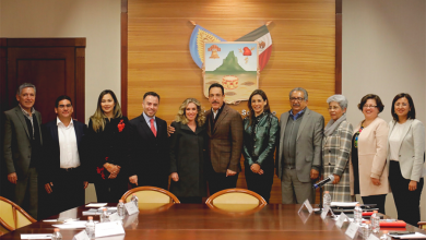 Photo of Firma Fayad convenio con Grupo Salinas