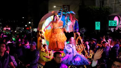 Photo of Gran cabalgata de Reyes Magos alegra a miles de familias