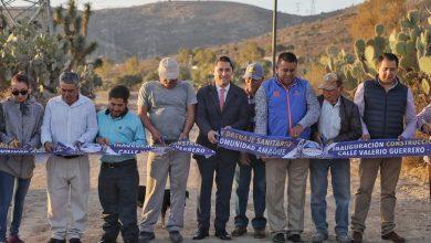 Photo of Entrega alcalde Raúl Camacho obra de drenaje en Amaque