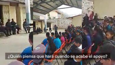 Photo of Imparte Policía Estatal pláticas de prevención en Náhuatl