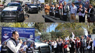 Photo of Cuenta Tulancingo con nuevas patrullas