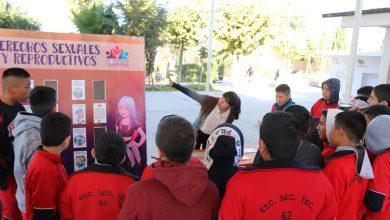 Photo of Realizan Feria de la Sexualidad en plantel educativo de Mineral de la Reforma
