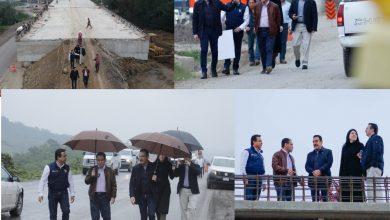 Photo of Secretario de Hacienda y Crédito Público supervisó los avances de la carretera Huejutla-Pachuca