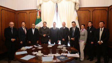 Photo of Asiste gobernador Omar Fayad a reunión de la Conago