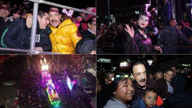 Photo of Agradece Fayad a Legisladores Locales respaldo para actividades navideñas
