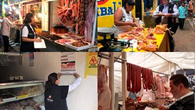 Photo of COPRISEH realiza vigilancia sanitaria en carnicerías y rastros