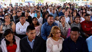 Photo of Ponen en marcha Campañas de Matrimonios Colectivos en municipios de Hidalgo