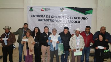 Photo of Entrega de apoyos a productores agrícolas de Metepec