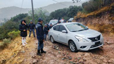 Photo of Policías de Hidalgo brindan apoyo a familia del Edomex perdida en zona boscosa
