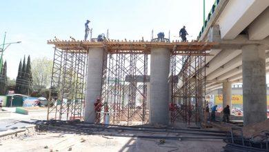 Photo of Meneses Arrieta realiza recorrido de supervisión de obras en la capital del estado