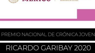 Photo of Invitan a participar en convocatoria al Premio Nacional de Crónica Joven Ricardo Garibay 2020