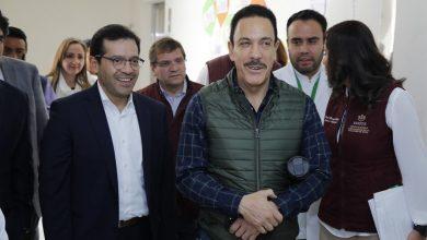 Photo of Director del ISSSTE y el gobernador supervisaron las instalaciones del Hospital General