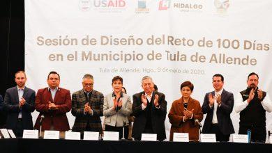 Photo of Hidalgo se unirá al Reto de 100 días, para reducir incidencia delictiva