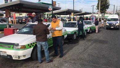 Photo of STCH lleva a cabo operativo sorpresa a transporte público en Pachuca