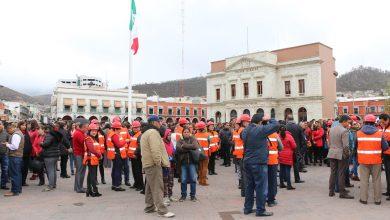 Photo of Gobierno de Hidalgo participa en Primer Macro Simulacro Nacional