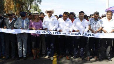 Photo of Continúa SOPOT fortaleciendo la infraestructura vial