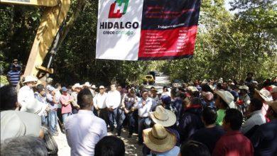 Photo of En Tepehuacán de Guerrero dan banderazo para pavimentar camino