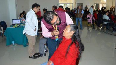 Photo of En puerta 1a Campaña de cirugías correctivas de Cataratas en Tulancingo