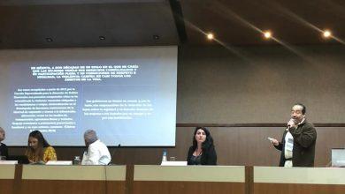 Photo of Docente de la UPT participa en foro internacional en Brasil