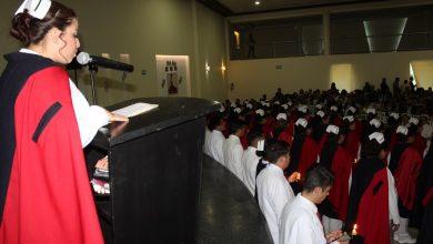 Photo of UTEC realiza ceremonia de imposición de cofias a estudiantes de enfermería