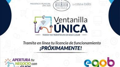 Photo of Pachuca pondrá en marcha la Ventanilla Única en trámites de licencia de funcionamiento