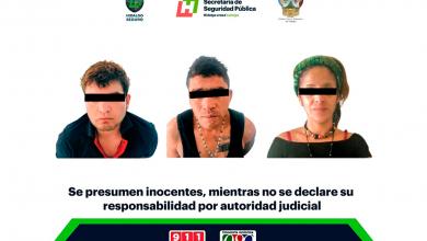 Photo of Asegura SSPH a tres individuos tras presunto robo de vehículo en Tlahuelilpan