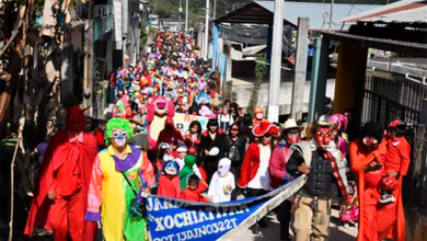 Photo of Carnaval, toda una tradición en Xochiatipan