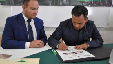 Photo of Cobaeh firma acuerdo de colaboración con asociación de jóvenes lectores