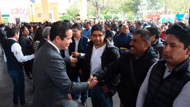 Photo of Encabeza Gadoth Tapia toma de protesta de nuevos órganos auxiliares en Tula