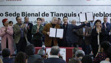 Photo of Hidalgo será sede permanente bienal del Tianguis de Pueblos Mágicos