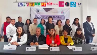 Photo of IEEH culmina satisfactoriamente la instalación de los 84 Consejos Municipales Electorales.