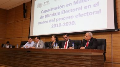 Photo of PGJEH inicia jornadas de capacitación en materia de blindaje electoral