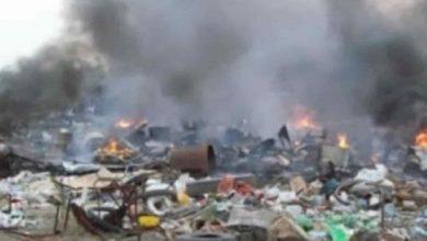 Photo of Quemar residuos daña a todos y la basura no desaparece: Greenpeace