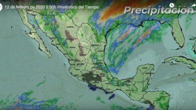 Photo of Se pronostican intervalos de chubascos en zonas de Hidalgo