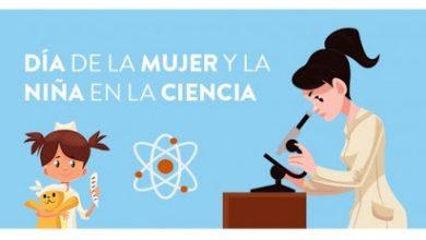 Photo of Día Internacional de la Mujer y la Niña en la Ciencia, 11 de febrero