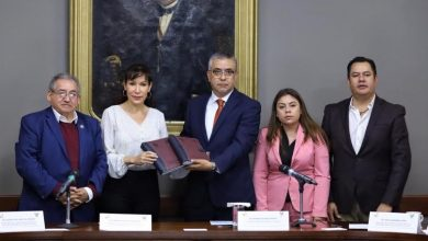 Photo of Realiza ASEH 3era entrega de informes de Cuenta Pública 2018 a LXIV Legislatura Local