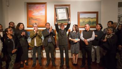 Photo of Secretaría de Cultura reconoce talento de artistas hidalguenses en el Cuartel del Arte