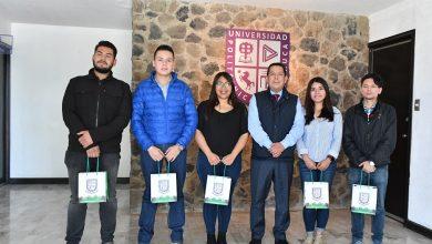 Photo of Hidalguense realiza estancia académica en universidades de Colombia y Brasil